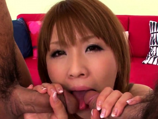 Rinka Aiuchi feels amazing with guy - More at