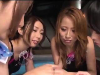 Asian amateurish in maid uniform
