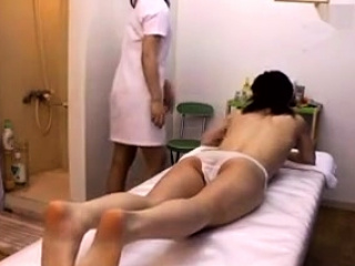 Japanese Lesbian Massage To Hot Teen Hidden Cam 143