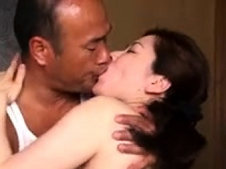Asian japanese grown up in anal play