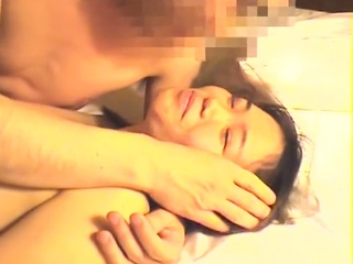 Tiro japanese queasy teen rides a broad in the beam cock